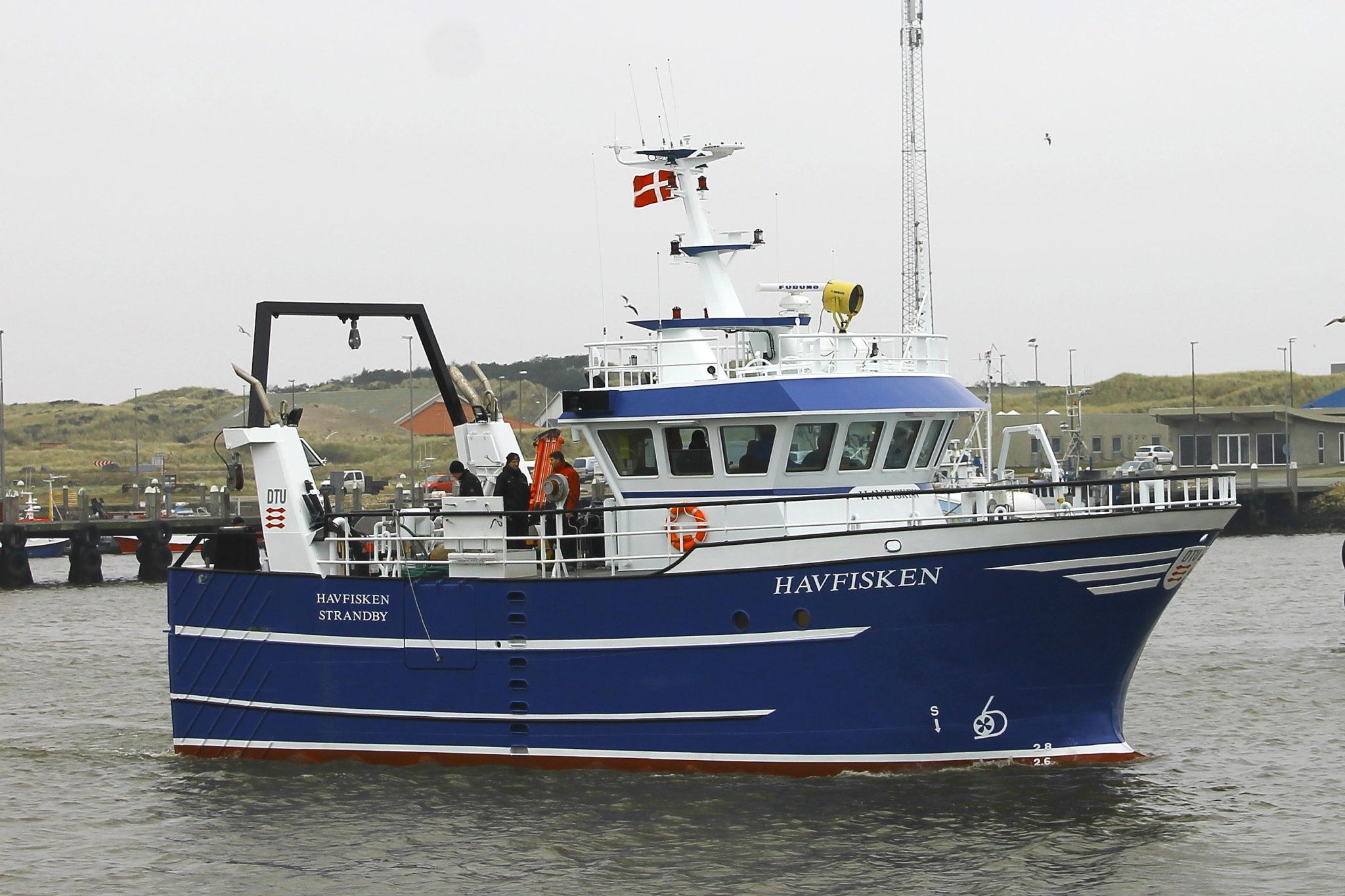Havfisken deltager i Fiskeriet kommer til Aalborg | Fisker Forsker Netværk